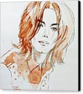 New Inner Beauty Canvas Print by Hitomi Osanai