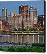Nor'side Pano Canvas Print by Jennifer Grover