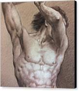 Nude 9 A Canvas Print by Valeriy Mavlo
