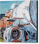 Off Track Canvas Print by Chris Steinken