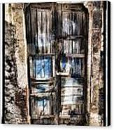 Old Door Canvas Print by Mauro Celotti