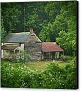 Old Home Place Canvas Print by Douglas Barnett