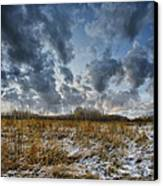 One Autumn Day Canvas Print by Vladimir Kholostykh