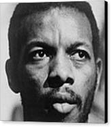 Ornette Coleman B. 1930 African Canvas Print by Everett