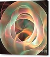 Orthosie Canvas Print by Kim Sy Ok