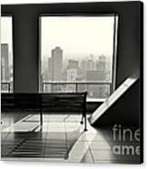 Osaka View Canvas Print by Dean Harte