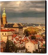 Overlook Prague Canvas Print by John Galbo