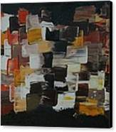 Patchwork  Canvas Print by James Johnson