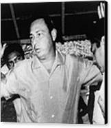 Pedro Joaquin Chamorro 1924-1978 Canvas Print by Everett