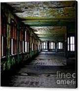 Penthouse  Canvas Print by Tammy Cantrell