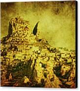 Persian Empire Canvas Print by Andrew Paranavitana