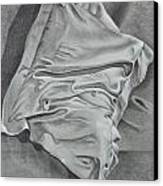 Pillow Talk Canvas Print by Patsy Sharpe