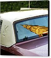 Pimpmobile Canvas Print by Joyce Weir
