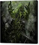 Plant Man Cometh Canvas Print by Michael Knight