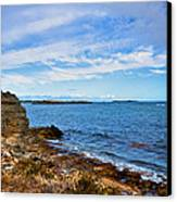 Point Peron Wa Canvas Print by Imagevixen Photography