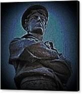 Portrait 33 American Civil War Canvas Print by David Dehner