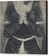 Prayer Canvas Print by Joana Kruse