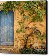 Provence Door 5 Canvas Print by Lainie Wrightson