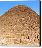 Pyramid Giza. Canvas Print by Jane Rix