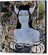Queen Mab 1 Canvas Print by Jackie Rock