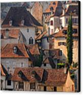 Quercy Canvas Print by Copyrights by Sigfrid López