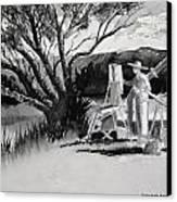 Randwick Canvas Print by Richard Baptiste