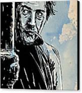 Ratso Rizzo Canvas Print by Giuseppe Cristiano