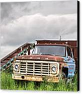 Ready For The Harvest Canvas Print by JC Findley