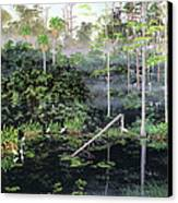 Reflections 1 Canvas Print by Kevin Brant