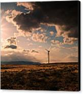 Renewable Energy Canvas Print by Dan Mihai