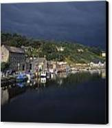 River Barrow, Graiguenamanagh, Co Canvas Print by The Irish Image Collection