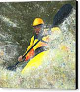 River Runner Canvas Print by Garry McMichael
