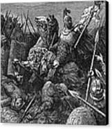 Rome: Belisarius, C537 Canvas Print by Granger