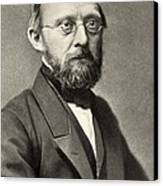 Rudolph Virchow, German Polymath Canvas Print by Photo Researchers