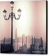 San Giorgio Maggiore Seen From Venice  Canvas Print by Janeen Wassink Searles