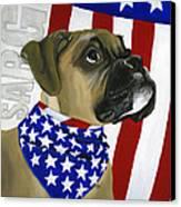 Sarg Canvas Print by Debbie Brown