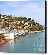 Sausalito California Canvas Print by Jack Schultz