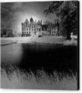 Schloss Basedow Canvas Print by Simon Marsden