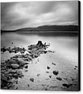 Scotland Loch Lomond Canvas Print by Nina Papiorek