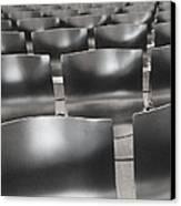 Sea Of Seats I Canvas Print by Anna Villarreal Garbis