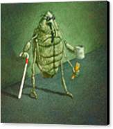 See No Weevil... Canvas Print by Will Bullas