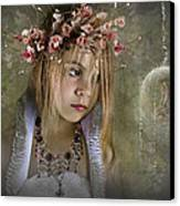 Seeing Fairies Canvas Print by Ethiriel  Photography