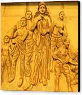 She Canvas Print by Arindam Raha