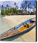 Sibuan Island Canvas Print by Photography By Spintheday
