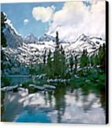 Sierra Canvas Print by Kurt Van Wagner