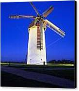 Skerries Mills Co Fingal, Ireland Canvas Print by The Irish Image Collection