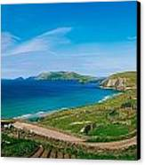 Slea Head & Blasket Islands, Dingle Canvas Print by The Irish Image Collection