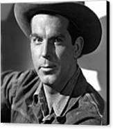 Smoky, Fred Macmurray, 1946 Canvas Print by Everett