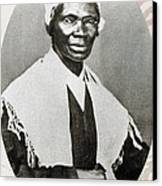 Sojourner Truth, African-american Canvas Print by Photo Researchers