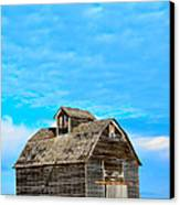 Solitude In The Country No.2 Canvas Print by Christine Belt
